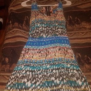 Multi color trixxi dress